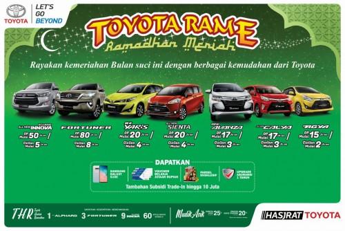 Promo Toyota Manado Bulan Ramadhan